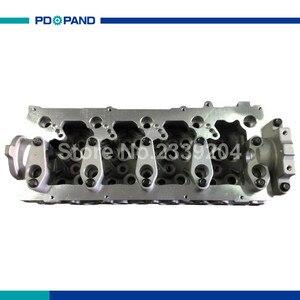 Image 2 - D4EB bare engine cylinder head 22111 27400 22111 27750 for SONATA IV SANTA Fe I AZERA Saloon TUCSON