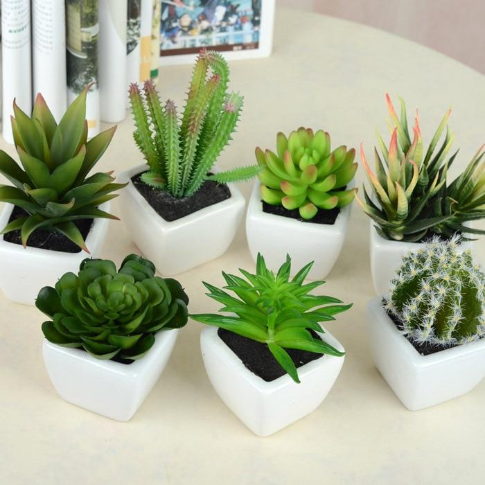 Flores artificiales para la decoraci n de seda plantas artificiales ramilletes de seda del baile - Plantas secas decoracion ...