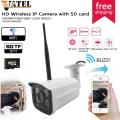 32G SD Card Wirless Wifi Camera CCTV System 720p/Sony 322 Network CCTV Camera P2P Onvif Outdoor Security Camera ip Waterproof