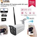 32G SD Card Wirless Wifi Camera CCTV System 720p/Sony 322 Network CCTV Camera P2P Onvif Outdoor Security Camera ip Waterproof