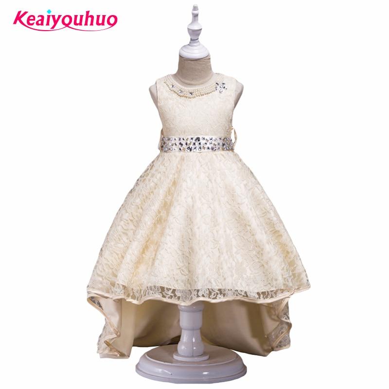 Girl Teenager 3-14 Years Vestido 2017 Girl Dresses Elegent Princess party dresses summer Kids Evening Gown Children's Clothing вечернее платье nieer vestido 2015 gown ss evening dress