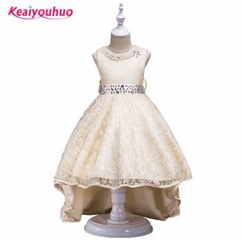 b8d40edf16 Chicas adolescentes 3-14 años Vestido 2018 niñas vestidos elegantes princesa  vestidos de fiesta navidad niños Vestido de noche para niños ropa