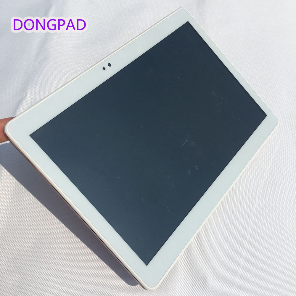 DONGPAD 4G Lte Octa Core Tablet 10 1 Inch MT6752 32GB ROM 5MP Metal 1920 1200