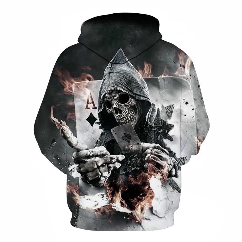 Skull Poker Hoodies Sweatshirts Men /Women Skull Poker Hoodies Sweatshirts Men /Women HTB17dfBSFXXXXa2apXXq6xXFXXXq