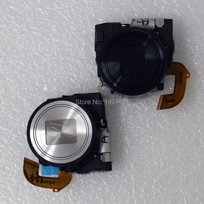 New Optical zoom lens Without CCD repair parts For Sony DSC-W730 W830 WX60  WX80 Digital camera original digital camera repair parts dsc hx50 zoom for sony cyber shot hx50 lens hx60v lens no ccd unit black free shipping