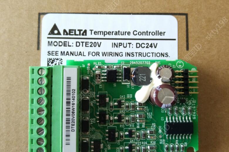 DTE20V DTE20R DTE20C DTE20L Delta Thermostat Output Module Solid State Relay DTE20V 14V pulse output DTE20R relay outputDTE20V DTE20R DTE20C DTE20L Delta Thermostat Output Module Solid State Relay DTE20V 14V pulse output DTE20R relay output
