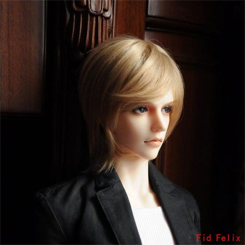 Free Face Make UP+Free Eyes 1//4 BJD Doll SD Doll Boy Fid Bichun