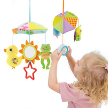 Baby Cot Mobile Musical Rotating Hanging Toy