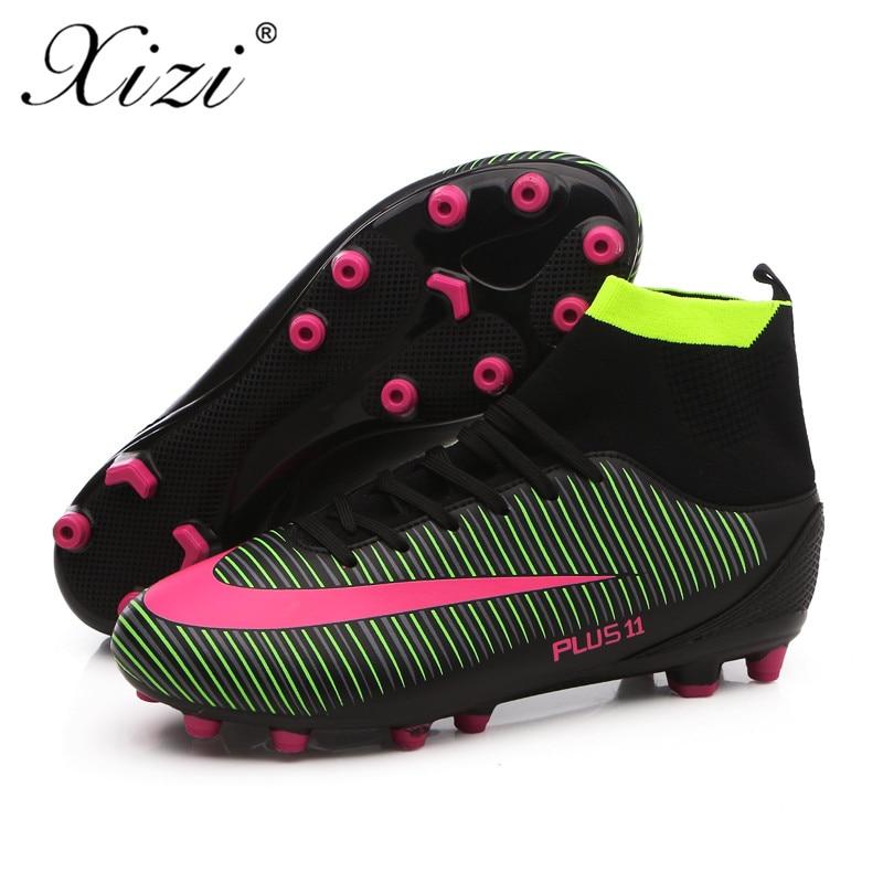 XIZI 2018 Ανδρικά υποδήματα ποδοσφαίρου - Πάνινα παπούτσια - Φωτογραφία 2