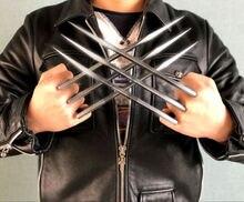Росомаха Когти для Adlut детская версия жесткий пластик оружие косплэй реквизит Прямая поставка