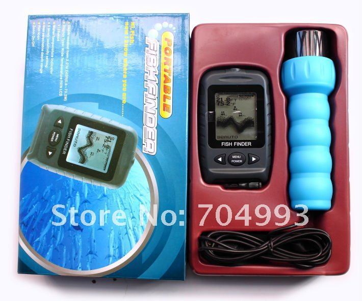 popular handheld fish finder-buy cheap handheld fish finder lots, Fish Finder