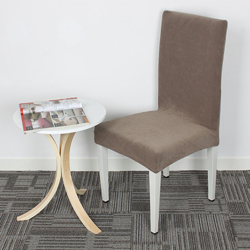Dining Room Chair Protective Covers: New Fashion Dining Room Decoration Chair Cover Stretch