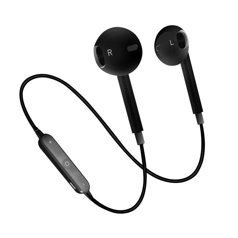 Wireless Earphone With Microphone Handsfree Sport Bluetooth Headphone Stereo Earbuds Neckband Bluetooh Headset Fone De Ouvido