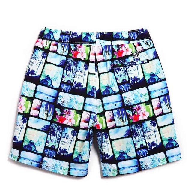 Beach Shorts For Men Surfwear Shorts Boy Shorts Large Size Swimwear Men's Sportswear Pants Boys Shorts Swimsuits Pants QMA395