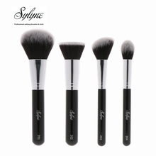 Sylyne makeup brushes high quality 4pcs professional makeup