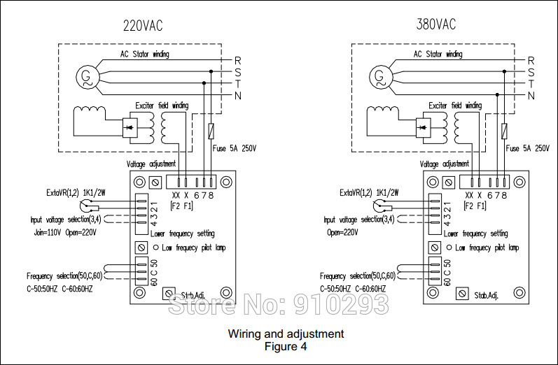 Wiring Diagram Avr Generator Electronic Schematics collections