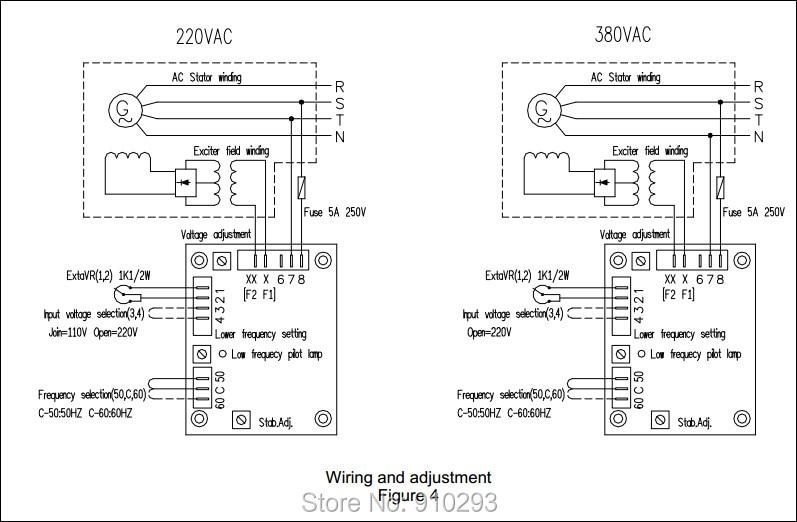 Sx440 Avr Circuit Diagram Pdf - Diagram