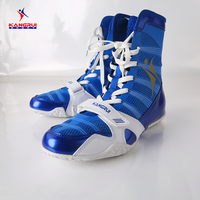 Wrestling shoes for men and women training shoes tenis feminino de boxe leather sneakers professional boxing shoes costume