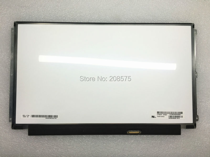 Free Shipping LP125WF2 SPB3 B125HAN02.0 LTN125HL02-301 Pin LCD LED Display SCREEN Panel IPS LED 1920*1080 Full HD боди для девочек tok tic 100% a03
