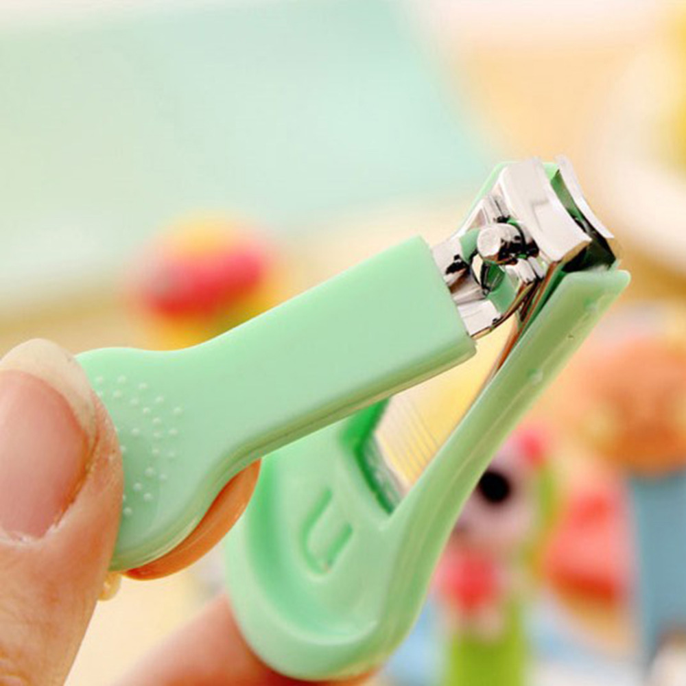 Candy Color Nail Clippers Cartoon Animal Flower Fruit Parrern ...