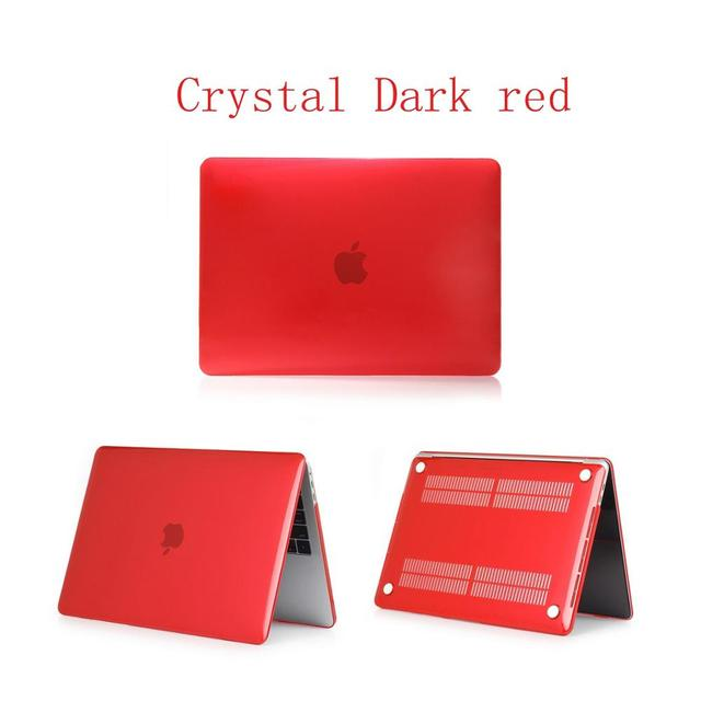 Crystal Dark red