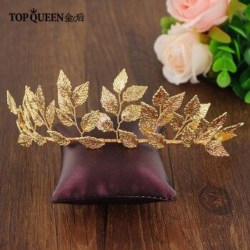 612b5767f8f0 TOPQUEEN HP174 элегантная свадебная корона аксессуары для невесты свадебные  украшения ...