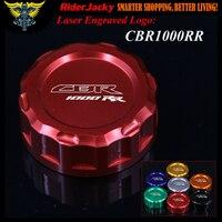 Red Black Blue Motorcycle CNC Front Clutch Fluid Reservoir Cap Master Cylinder Cover For Honda CBR1000RR