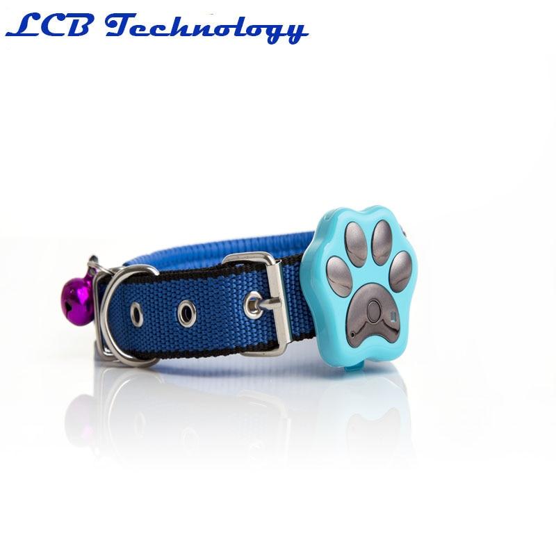 ФОТО New Mini GPS Tracker For Pet Dogs Cats RF-V30 Waterproof IP66 WIFI GPS GSM GPRS Tracking Via Website / APP / Wechat