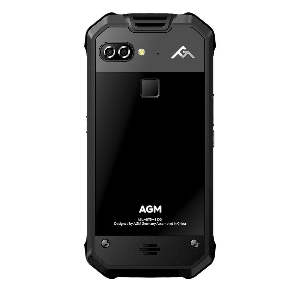 """Image 4 - New AGM X2 SE IP68 Waterproof Phone 6GB 64GB Snapdragon 653 Octa Core 5.5"""" 16MP+12MP Android 7.0 NFC Fingerprint SmartPhonefingerprint smartphonewaterproof phoneocta core -"""