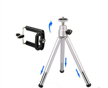 Hot Sale Mini Tripod Stand Holder for Mobile Cell Phone Camera Phone 5S 6S 7plus Samsung