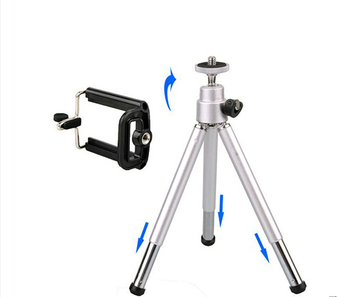 Hot Sale Mini Tripod Stand Holder for Mobile Cell font b Phone b font Camera font