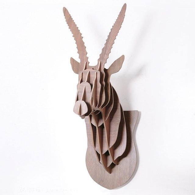 60D Woodcraft Patterns Puzzle DIY Wooden Animal Home Furnishing Mesmerizing Woodcraft Patterns