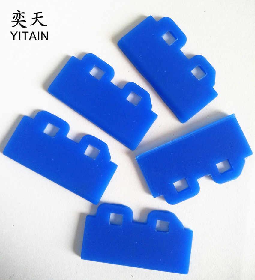 Gratis Pengiriman-20 pcs Biru wiper printer pelarut untuk Mutoh VJ-1204/1304/1604/2606