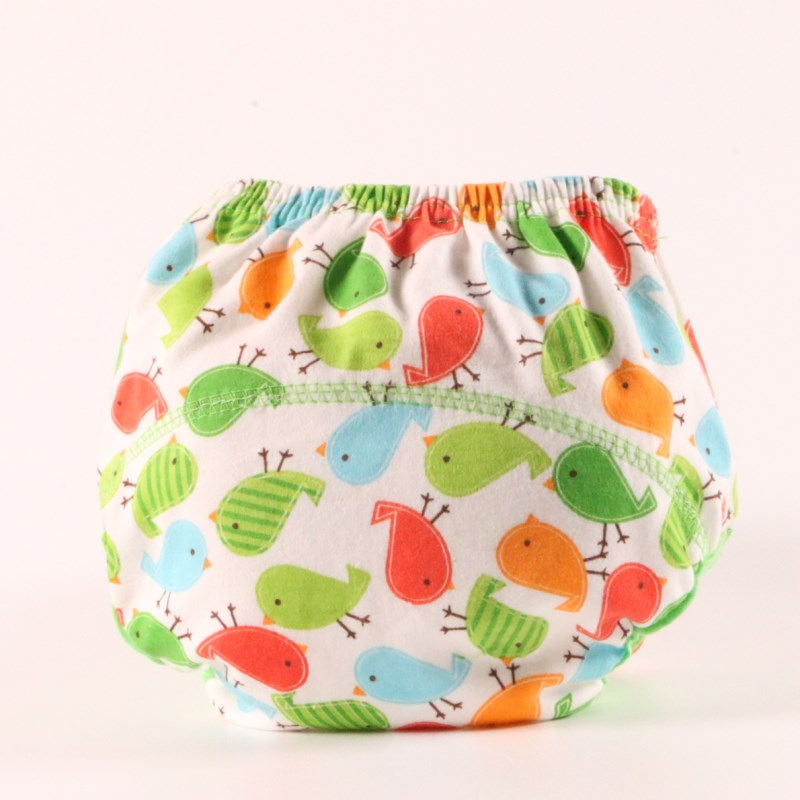 20pc lot Cute Baby Legging Potty Infants Training Pants Washable Cotton Leakproof Diaper Cover Panties