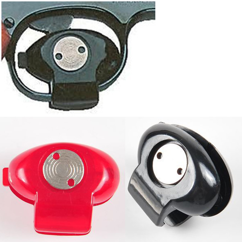 3 pcs/lot Gun Trigger Lock Safety ABS Plastic for Rifle Pistol Firearms Hunting & Shooting Accessory Wholesales image