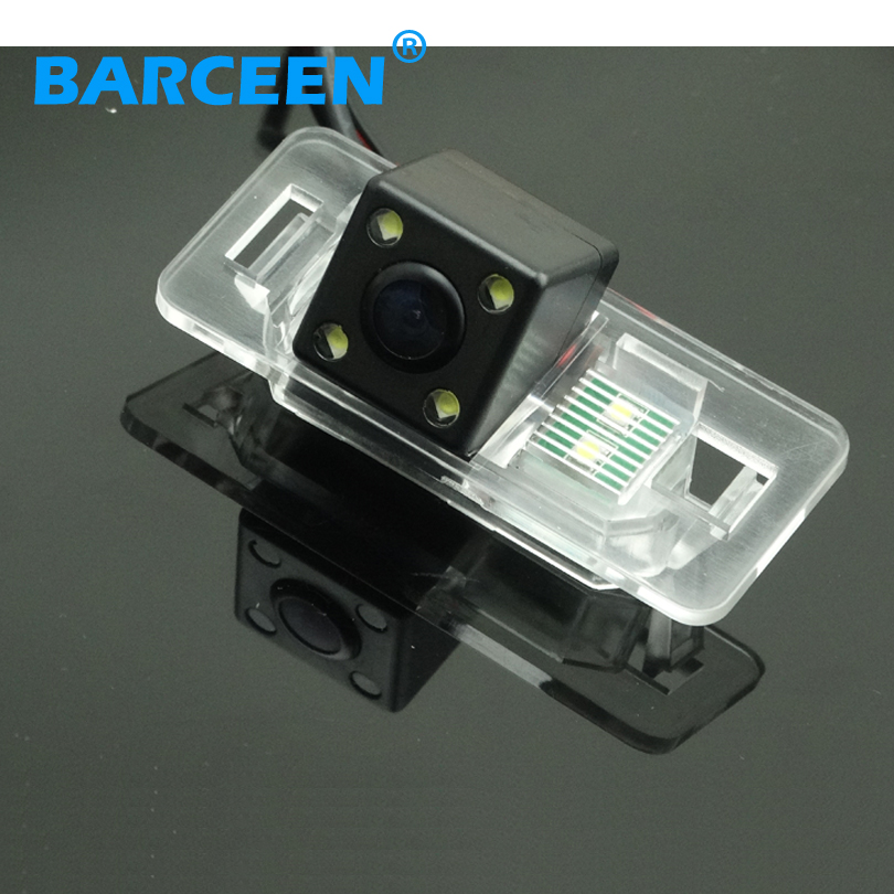 Gratis frakt. Vanntett 170 Night Vision Color Car Rear View Back Camera for BMW E39 E46
