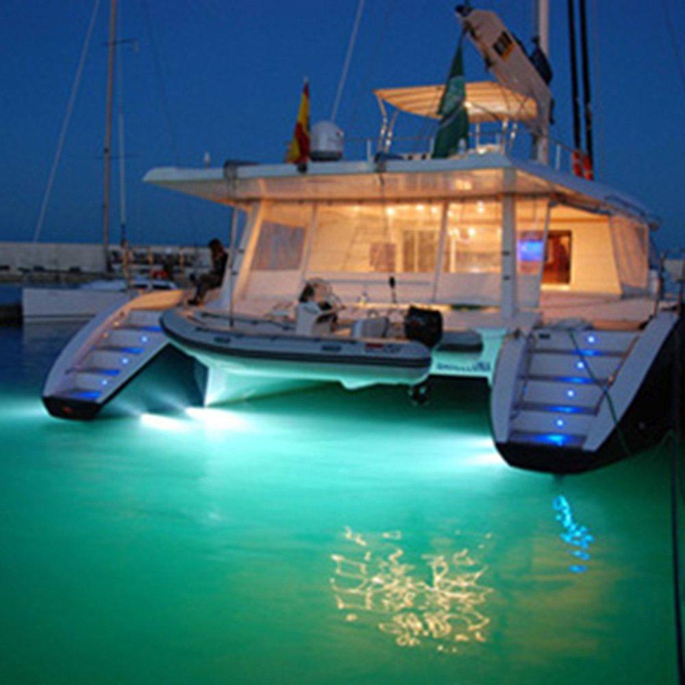 Здесь можно купить  WSFS Hot 3*2w Green Stainless Steel IP68 Waterproof LED Marine Underwater Light Boat Yacht light WSFS Hot 3*2w Green Stainless Steel IP68 Waterproof LED Marine Underwater Light Boat Yacht light Строительство и Недвижимость