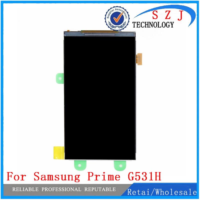 цены  New 5'' inch For Samsung GALAXY Prime G531H G531F SM-G531H G531 SM-G531FZ G531FZ LCD Display Screen Monitor Module Free Shipping