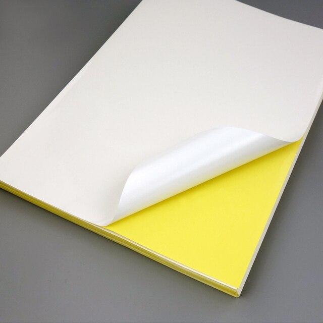 aliexpress com buy 80 sheets matt a4 mailing address printer