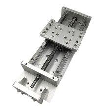 X Y оси Z, форматно-раскроечный станок металлический крест слайд SFU1605 шариковые винты стадии движения привода тяжелой нагрузки для станка с ЧПУ DIY фрезерования