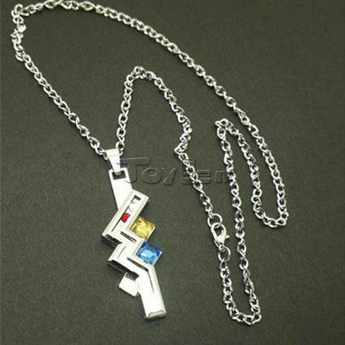 Online shop game final fantasy xiii 13 lightning necklace cosplay game final fantasy xiii 13 lightning necklace cosplay pendant chain costume props collectible mozeypictures Image collections