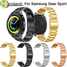 Accessories 20mm stainless steel Milanese watchband strap For Samsung Gear Sport Strap for Samsung Gear S2 band Wristband metal milanese loop watchband for samsung gear s2 classic strap for stainless steel metal watch band sm r732 sm r735