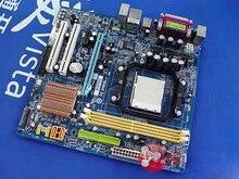 Original c61 ga-m61sme-s2 Desktop motherboard DDR2 am3 c68 690 780