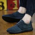 2016 New Autumn Fashion flats Men Casual Shoes Men Trainers Breathable Casual Walking men Shoes zapatillas deportivas hombre