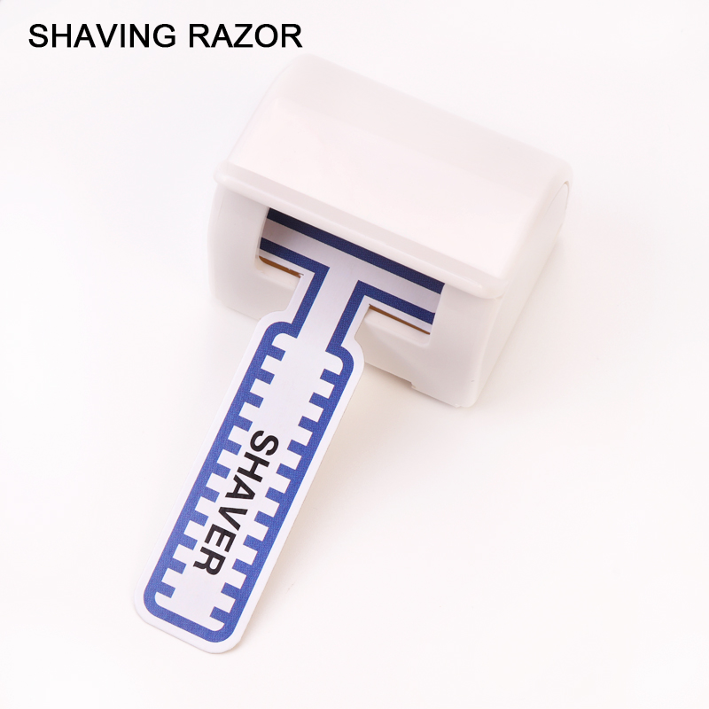 1pcs Anti-dust Self Adhesive Shaver Toothbrush Storage Holder Washroom Wall Sucker Suction Cup Hook Razor Home Bathroom Supplies