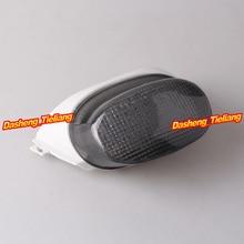 Para Suzuki GSXR 600 1997 1998 1999 2000 GSX-R 750 1996-1999 Luz Trasera LED Integrado Luz Trasera de La Lámpara Señales de giro