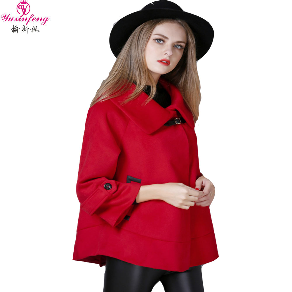 Online Get Cheap Red Fall Coat -Aliexpress.com | Alibaba Group