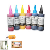 600ml T0811 Sublimation ink For Epson Refill Ink For Printer For Epson Stylus Photo R390/RX590/R270/RX690/RX610/RX615