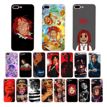 HOUSTMUST Trippie Redd Hip hop singer Soft phone Cover for iphone xs max x xr 6 7 8 6s plus case 5s 10 5 se silicone shell Coque