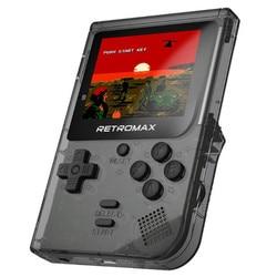 Rétro portable fc jeu de poche machine GamePad Tetris 3 pouces écran couleur consoles éducatives pour enfants intégré 181 jeux